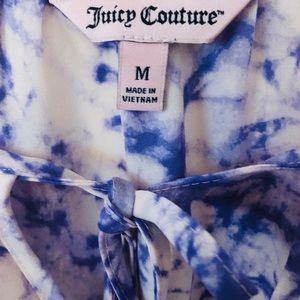 Juicy Couture Tops - Juicy Couture tank top blouse sz Medium